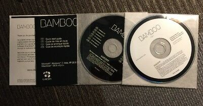 BAMBOO PEN & Touch Tablet Driver Cd - $10 00 | PicClick