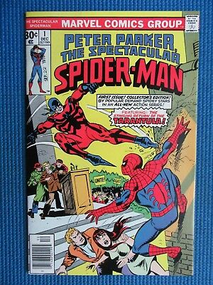 Peter Parker,the Spectacular Spider-Man # 1 - (Vf/nm) - 1St Issue - Tarantula