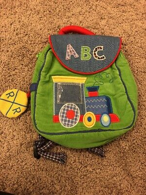 Gund Baby Happy Moments Train Backpack