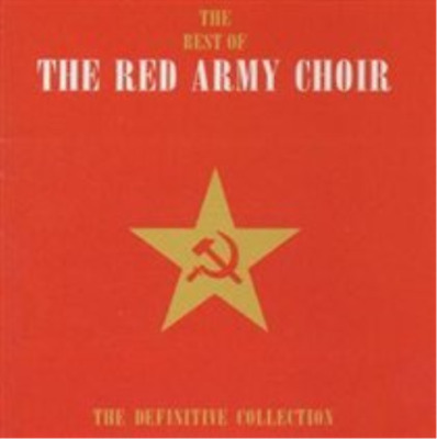 The Best Of The Red Army Choir - The Definitive Collection CD NEW
