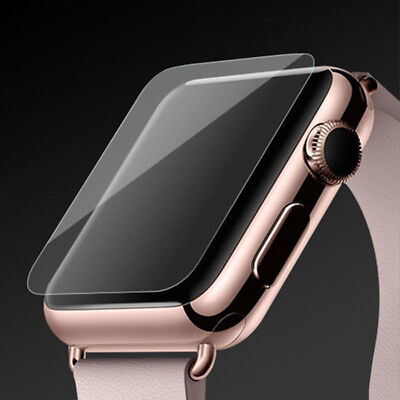 5x Apple Watch Series 4 Toughened Tempered Glass Screen Protector iWatch 40/44mm