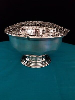 Garrard & co, Silver Plated Rose Bowl