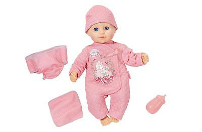 Zapf Creation Baby Annabell Baby Fun Girl Doll Playset  & Accessories Age 2+