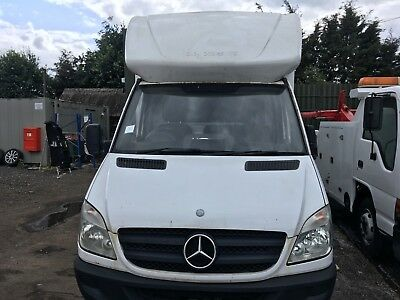 2012 Mercedes-Benz Sprinter Luton Van 313Cdi Medium Die 3.5T *no Key