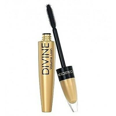 Collection Divine Volume Lash Mascara Shade Ultra Black