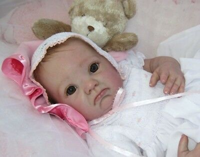 """DOLL KIT """"MUFFIN"""" by Donna Rubert 18"""" (unpainted)"""