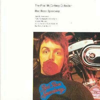 Paul McCartney and Wings : Red Rose Speedway CD (1993)
