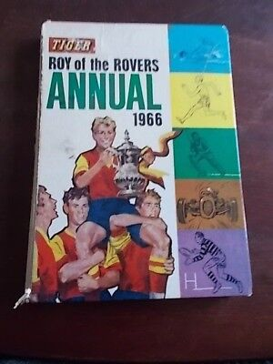 Tigers Roy of the Rover Annual 1966