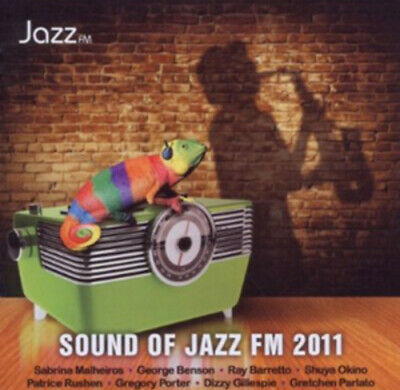 Various Artists : The Sound of Jazz FM 2011 CD (2011)