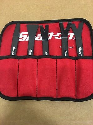 Snap On 5 Pc Non Marring Pry Tool Set. Non Meal Composite Tools