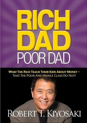 [PDF] Rich Dad Poor Dad - Robert T. Kiyosaki (2011, Digital Book)