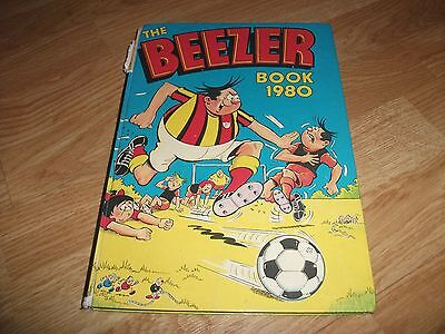 The Beezer Book 1980