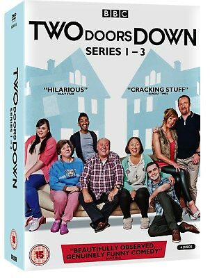 Two Doors Down: Series 1-3 (Box Set) [DVD]