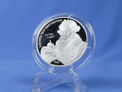 250 Won 1999 , Beethoven Silber *PP/Proof* (17086 )