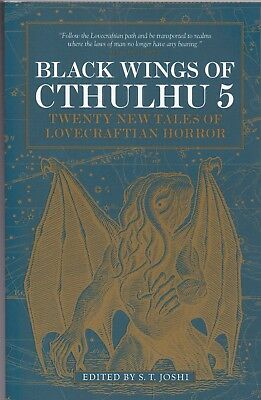 Black Wings of Cthulhu (Volume 5) (Paperback) by S T Joshi (Author)