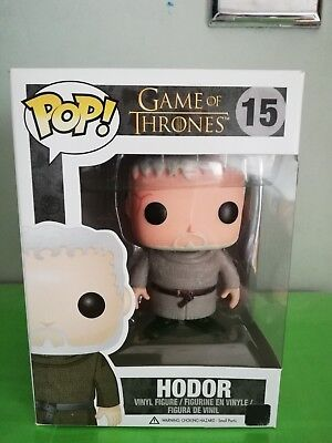 Funko Pop! Game of Thrones Hodor