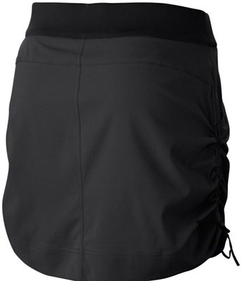 Columbia WOMEN'S ANYTIME CASUAL Skort Size S color Black  NWT