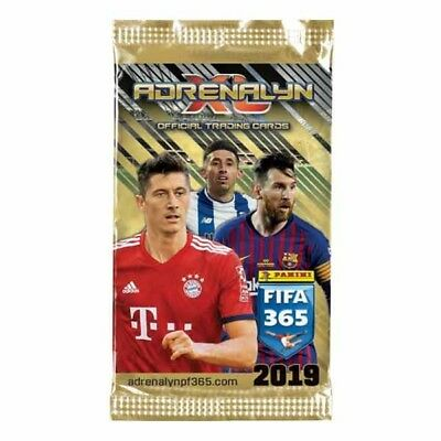 FIFA 365 Adrenalyn XL 2019 Trading Card Booster Box (36 Packs)