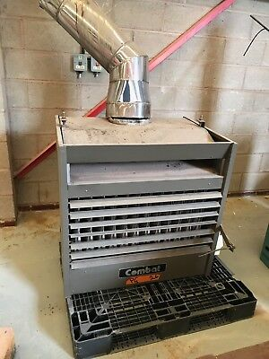 Pre owned  Industrial  combat gas heater for workshop, factory,, warehouse