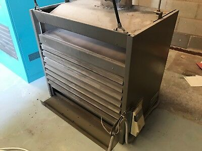 Pre owned combat Combat gas heater for workshop, factory,, warehouse