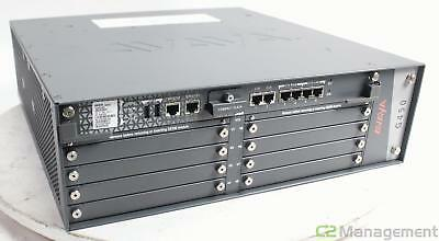 New Avaya G450 Media Gateway Chassis with Card MB450