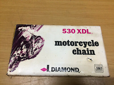 NOS DIAMOND 530 XDL / 1557 / 106PS motorcycle chain- fits Harley