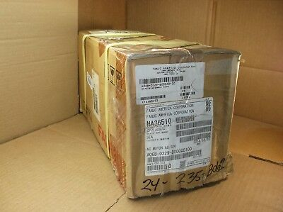 A06B-0229-B000 GE Fanuc NEW In Box Servo Motor A06B0229B000