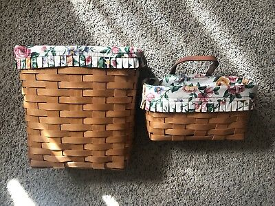 longaberger basket lot