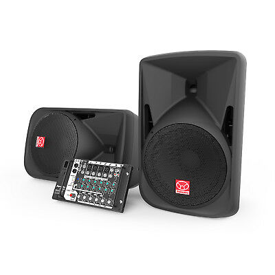 Superlux SP110 500 Watt Portable PA System - New
