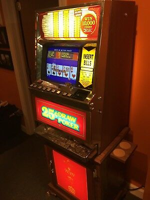 Las Vegas Collectable - IGT VIDEO DRAW POKER Machine