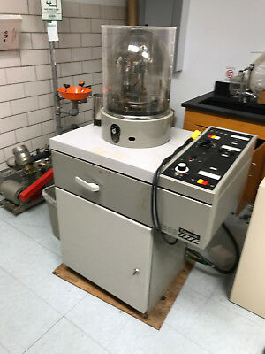 Sputter with various Accessories
