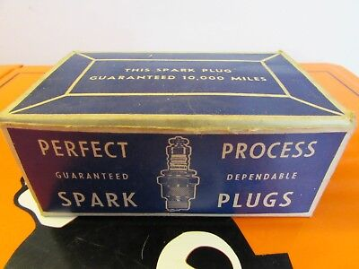 Vintage NOS Recondition Champion Spark Plugs * 14 MM * H-10* Rare Find*