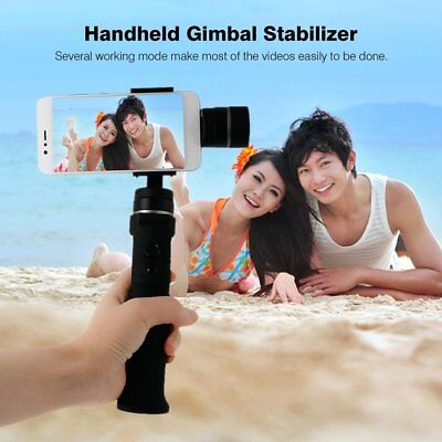 Eyemind 3-Axis Gimbal Handheld Stabilizer for Smartphone iPhone Android KO