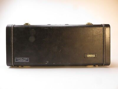 Yamaha Compact Double Bb/C Trumpet Leather Hard Case dual [Lot 092103]