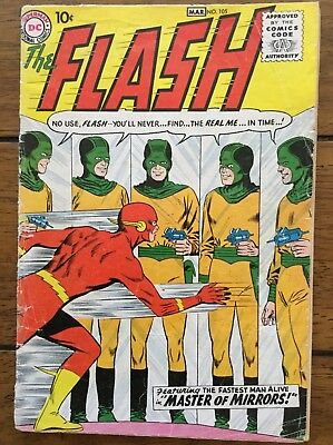 The Flash #105  March, 1959
