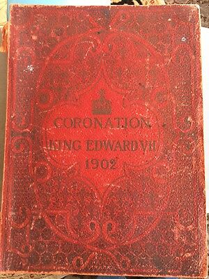 Coronation Of King Edward VII 1902. Illustrated London News And Sketch. Book