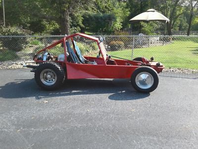 Street legal Dune Buggy less than 200 miles on brand new build