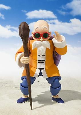 Bandai S.H. Figuarts Dragon Ball Z - Master Roshi Action Figure AUTHENTIC!!!