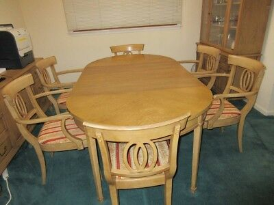 DREXELl dining set mid-century modern- COMPAGNA