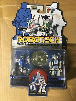 Robotech: The I-men Collection - Max Sterling