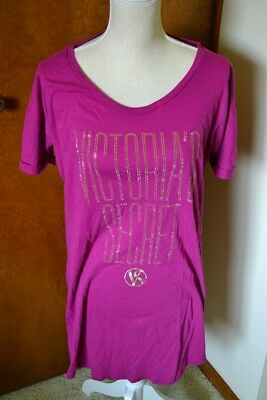Victoria's Secret Night Shirt! Large! Great Condition!
