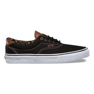 Vans Era 59 C L Black italian Weave Men s 13 Skate Shoes Sneakers New b8a558930