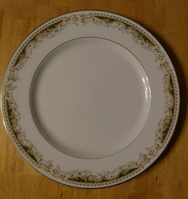 """Set of 4 Signature Collection Queen Anne Salad Plates 7 3/4"""" Fine China113 Japan"""