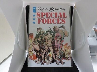 Special Forces #1-4