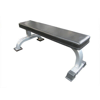 New Muscle Motion Flat Bench For Gym & Fitness, Strongest Of Its Kind On Market.