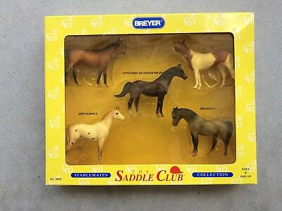 Breyer Horse Stablemate #5650 Saddle Club Collection New NIB Arabian G1 Retired