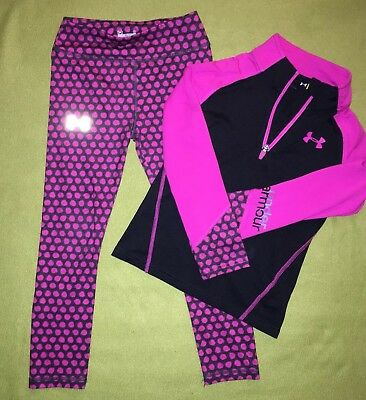 Adidas Girls Clothing  Pullover (5) Pants (6) Lot Of 2 Size 5/6