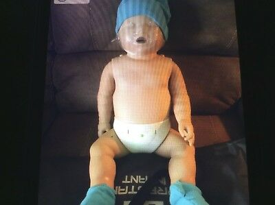 Prestan ADULT & Infant Manikins, W/monitors, Med Tone . & AED Plus Extras