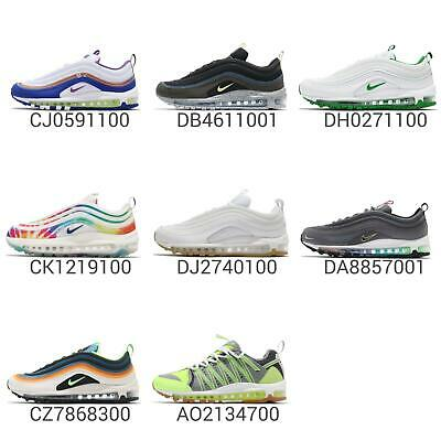 e24f5d8ef9bc Nike Air Max 97   Premium Mens Classic Running Shoes Lifestyle Sneakers  Pick 1