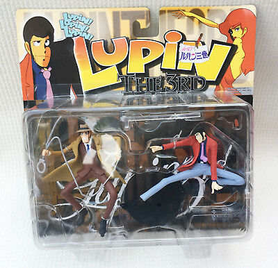 LUPIN the 3rd Figures toys Toycom Yamato